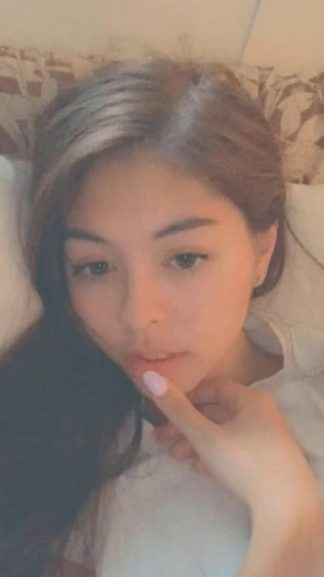 Leaked nude on Snapchat hot asian banned for being naughty